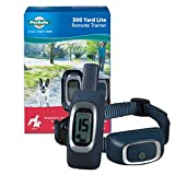PetSafe 300 Yard Lite Remote Trainer, Rechargeable, Waterproof, Tone / Vibration / 15 Levels of Lighter Static Stimulation for Sensitive or Small Dogs 8 lb. and Up