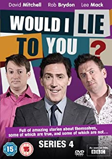 Would I Lie To You? - The Complete Series 4