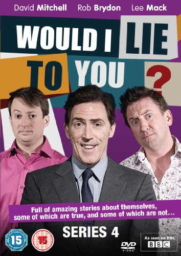 Would I Lie to You? - Complete Season 4 - 2-DVD Set ( Would I Lie to You? - Complete Series 4 ) ( Would I Lie to You? - Complete Series Four ) [ NON-USA FORMAT, PAL, Reg.2 Import - United Kingdom ]