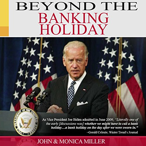 Beyond the Banking Holiday audiobook cover art
