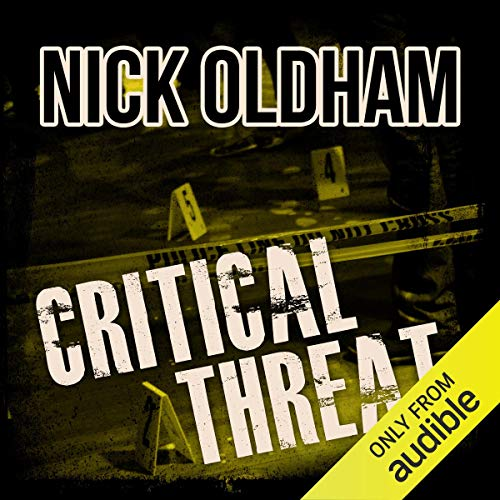 Critical Threat     Henry Christie Series, Book 10              By:                                                                                                                                 Nick Oldham                               Narrated by:                                                                                                                                 James Warrior                      Length: 11 hrs and 4 mins     1 rating     Overall 4.0