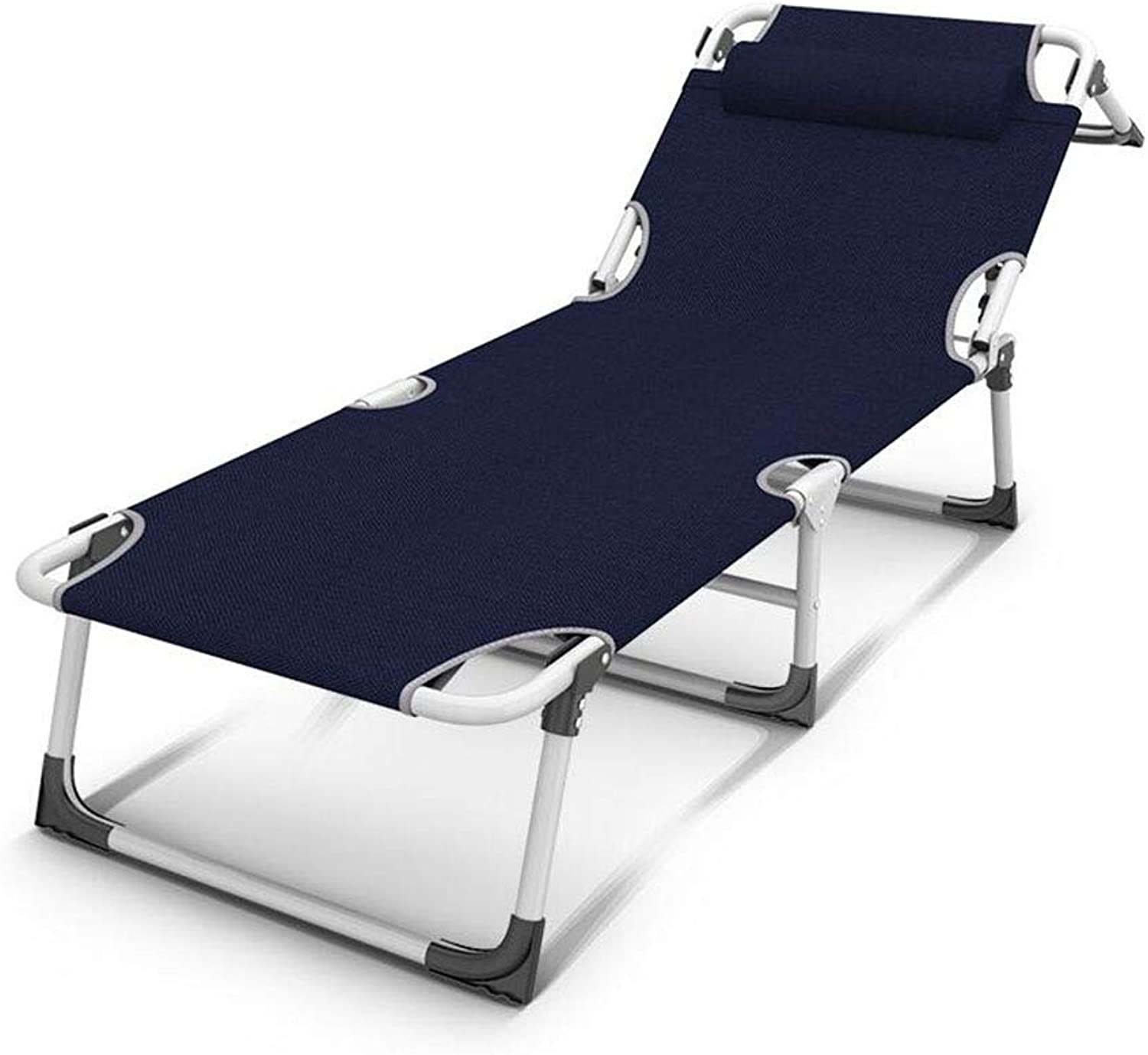 Djyyh Sunbed Reclining Folding Patio Bed Recliner Lounge Garden Outdoor (color   T1)