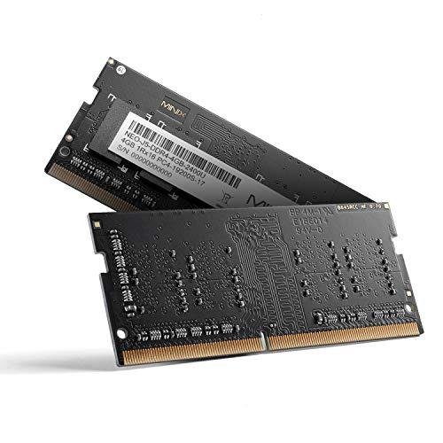 MINIX Technology Limited Arbeitsspeicher (4 GB, DDR4, 2400 MHz, SO-DIMM, 204-polig, DIMM, RAM Upgrade für MINIX NEO J50C-4 Serial Windows Mini PC)