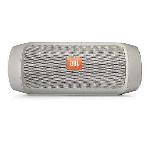 JBL Charge 2+ Splashproof Bluetooth Speaker Grey