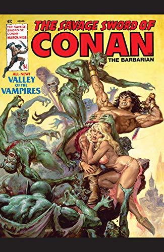 Savage Sword Of Conan (1974-1995) #38 (English Edition)