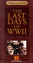 The Last Days of World War II [Alemania] [VHS]