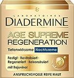 Diadermine Age Supreme Nachtpflege Regeneration Nachtcreme Tiefenwirksam, 50 ml