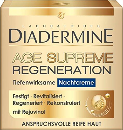Diadermine Age Supreme Regeneration Tiefenwirksam Nachtcreme, 1er Pack (1 x 50 ml)