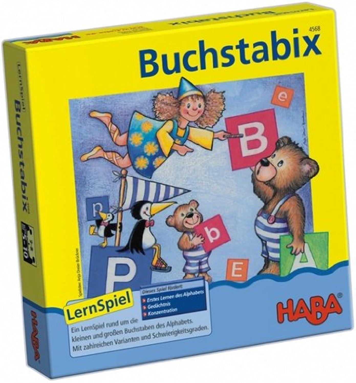 HABA 4568  Buchstabix, Lernspiel [German Version]