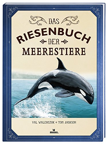 Das Riesenbuch der Meerestiere | Wissen, lesen, staunen | Für Tier Fans ab 6 Jahren