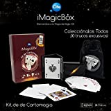 iMagicBox Kit de Magia con Cartas (Cife Spain 41448)