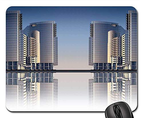 Mouse Pad - Skyscraper Skyscrapers Building Architecture City 3