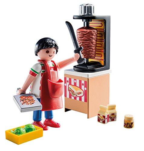 Vendedor de Kebab Playmobil - Special Plus (9088)