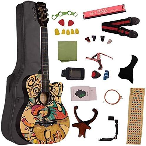 【Chelldee】 Amazon アコースティックギター 初心者セット