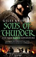 Sons of Thunder (Raven: Book 2) by Giles Kristian(2011-05-02)
