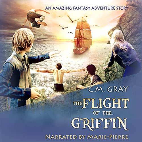 The Flight of the Griffin cover art