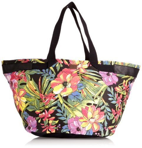 BILLABONG Damen Brazilia Bag Shopper, Mehrfarbig (Jungle Love 3503), 62x32x33 cm