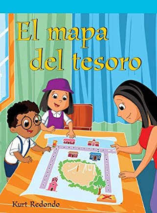 El mapa del tesoro/ Treasure Map (Neighborhood Readers Level B) (Spanish Edition