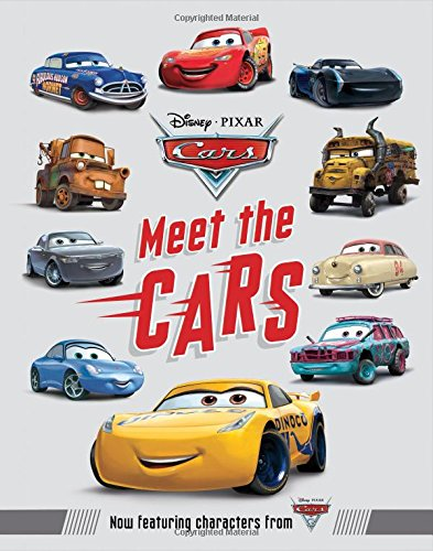 Disney/Pixar: Meet the Cars
