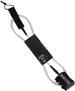 Leash Bullys 8' Golden - 6,5mm Big Wave Branco