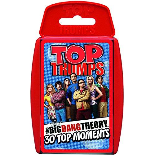 Top Trumps The Big Bang Theory Jeu de Cartes