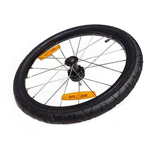 Burley DLite - Bicicleta sin Pedales para Adulto (20), Color Negro
