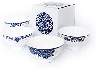 Best blue and white porcelain bowl Reviews