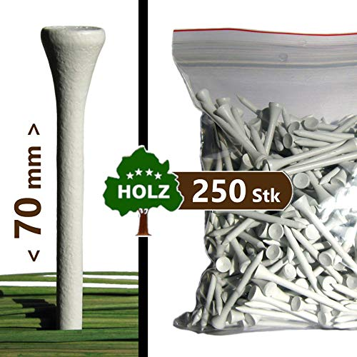 Golf TEES - 70 mm (2 3/4