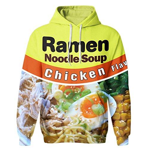 Top ramen sweatshirt for 2021