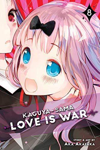 Kaguya-sama: Love Is War, Vol. 8 (8)