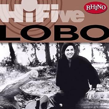 Rhino Hi-Five: Lobo