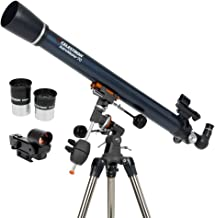 Skywatcher Astrolux Newton color plateado Telescopio 3, f//700