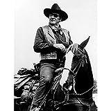 3D Poster John Wayne