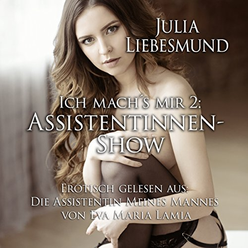 Assistentinnen-Show audiobook cover art