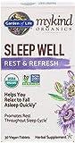 Garden of Life, MyKind Organics, Sleep Well, Rest & Refresh, 30 Vegan Tablets