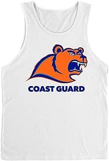 Official NCAA United States Coast Guard Academy Alumni Association Bears - PPUSCGAAA01 Premium Tank Top