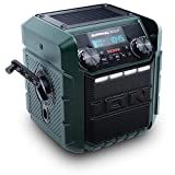 ION Audio iPA95 Survival Scout Solar Energy Speaker/Radio
