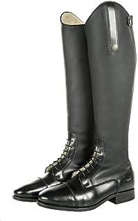 HKM 成人马靴 - 斯维利亚泰迪,标准长度/宽度9100 黑色 40 裤子,9100 黑色,40