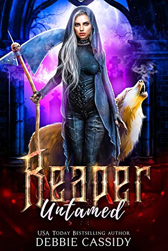 Reaper Untamed (Deadside Reapers Book 3)