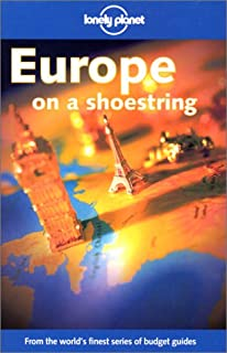 Lonely Planet: Europe on a Shoestring Pb