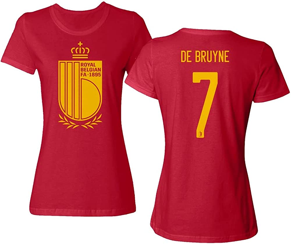 European Soccer 2020 Belgium #7 Max 82% In a popularity OFF Kevin DE Style Jersey Lad BRUYNE