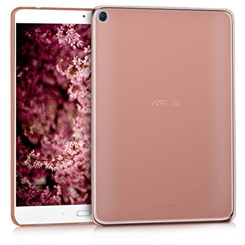 kwmobile Cover compatibile con Asus ZenPad 3S 10 (Z500M) - Custodia Tablet in silicone TPU - Copertina protettiva Tab - Backcover
