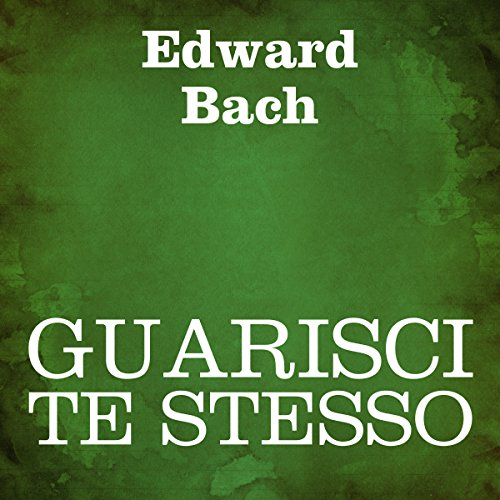 Guarisci te stesso [Heal Thyself] audiobook cover art