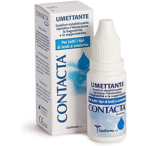 Contacta Umettante - soluzione umettante per lenti a contatto 15 ml