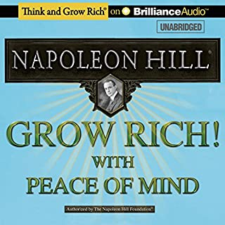 Grow Rich! With Peace of Mind cover art