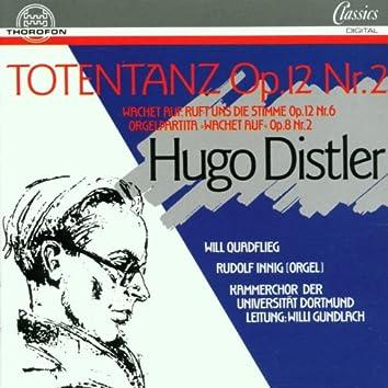 Hugo Distler: Totentanz, op. 12,2
