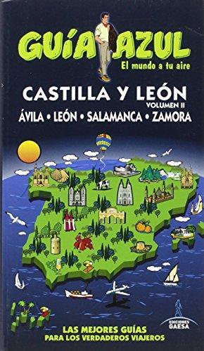 Castilla León II: Ávila, Salamanca, León y Zamora