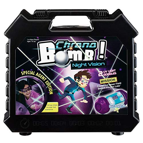 Chrono Bomb: Night Vision
