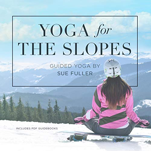Yoga for the Slopes cover art