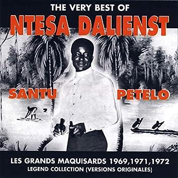 Santu Petelo, The Very Best of Ntesa Dalienst, Les Grand Maquisards 1969, 1971, 1972